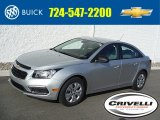2016 Silver Ice Metallic Chevrolet Cruze Limited LS #108755035