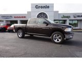 2011 Rugged Brown Pearl Dodge Ram 1500 Big Horn Crew Cab 4x4 #108754948