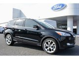 2016 Shadow Black Ford Escape Titanium #108754852