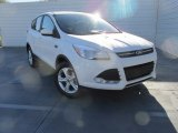 2016 White Platinum Metallic Ford Escape SE #108794943