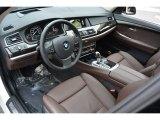 2015 BMW 5 Series Interiors
