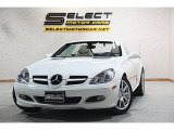2005 Mercedes-Benz SLK Alabaster White