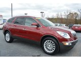 2011 Red Jewel Tintcoat Buick Enclave CXL AWD #108794865