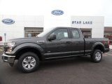 2016 Magnetic Ford F150 XL SuperCab 4x4 #108795096