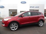 2016 Ruby Red Metallic Ford Escape Titanium 4WD #108795094