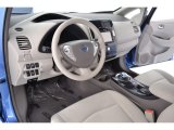 Nissan LEAF Interiors