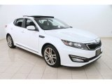 2013 Snow White Pearl Kia Optima SX Limited #108795036