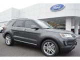 2016 Magnetic Metallic Ford Explorer Limited #108794855