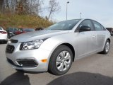 2016 Silver Ice Metallic Chevrolet Cruze Limited LS #108794922