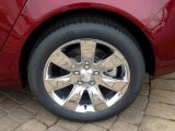 Buick Regal 2016 Wheels and Tires