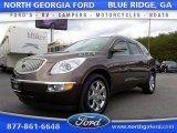 2008 Cocoa Metallic Buick Enclave CXL AWD #108794666