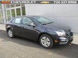 2016 Blue Ray Metallic Chevrolet Cruze Limited LS #108794733