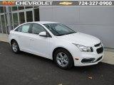 2016 Summit White Chevrolet Cruze Limited LT #108794730