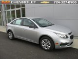 2016 Silver Ice Metallic Chevrolet Cruze Limited LS #108794725