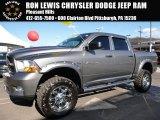 2012 Mineral Gray Metallic Dodge Ram 1500 ST Crew Cab 4x4 #108824974