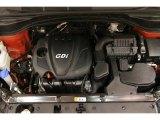 2014 Hyundai Santa Fe Sport Engines