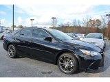 2015 Attitude Black Metallic Toyota Camry XSE #108824794