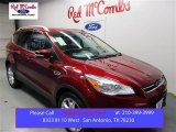 2016 Ruby Red Metallic Ford Escape Titanium #108824673