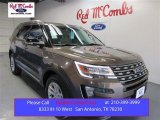 2016 Caribou Metallic Ford Explorer XLT #108824671