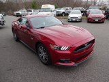 2016 Ruby Red Metallic Ford Mustang GT Premium Coupe #108825131