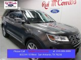 2016 Magnetic Metallic Ford Explorer Limited #108824665