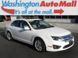 2011 White Suede Ford Fusion SEL #108824759