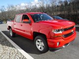 2016 Chevrolet Silverado 1500 Red Hot