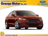 2016 Bronze Fire Metallic Ford Fusion SE #108824848