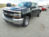 2016 Chevrolet Silverado 1500 LS Double Cab 4x4 Data, Info and Specs