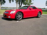 2007 Cadillac XLR Passion Red Limited Edition Roadster