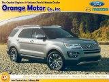 2016 Ingot Silver Metallic Ford Explorer XLT 4WD #108864648