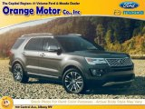 2016 Magnetic Metallic Ford Explorer XLT 4WD #108864647