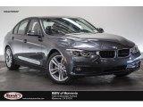 2016 Mineral Grey Metallic BMW 3 Series 320i Sedan #108864728