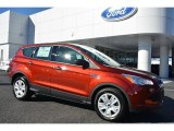 2016 Sunset Metallic Ford Escape S #108864617