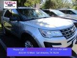 2016 Ingot Silver Metallic Ford Explorer FWD #108864516