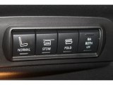 2016 Ford Explorer Limited 4WD Controls