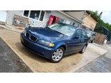 2004 Mystic Blue Metallic BMW 3 Series 325xi Sedan #108919810