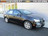 2016 Black Granite Metallic Chevrolet Cruze Limited LS #108921739
