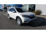 2016 White Diamond Pearl Honda CR-V EX-L AWD #108940672
