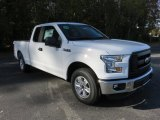 2016 Oxford White Ford F150 XL SuperCab #108940853