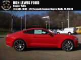 2016 Ruby Red Metallic Ford Mustang GT Premium Coupe #108940666