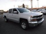 2016 Chevrolet Silverado 1500 Silver Ice Metallic