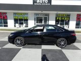 2015 Attitude Black Metallic Toyota Camry XSE #108940832