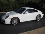 2012 Carrara White Porsche 911 Carrera S Coupe #108972439
