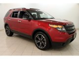 2013 Ruby Red Metallic Ford Explorer Sport 4WD #108972314