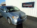 2016 Crystal Blue Pearl Chrysler Town & Country Touring #108972419
