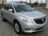 2015 Champagne Silver Metallic Buick Enclave Leather #108972341