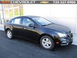 2016 Black Granite Metallic Chevrolet Cruze Limited LT #108972025