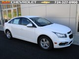 2016 Summit White Chevrolet Cruze Limited LT #108972024