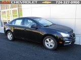 2016 Black Granite Metallic Chevrolet Cruze Limited LT #108972021